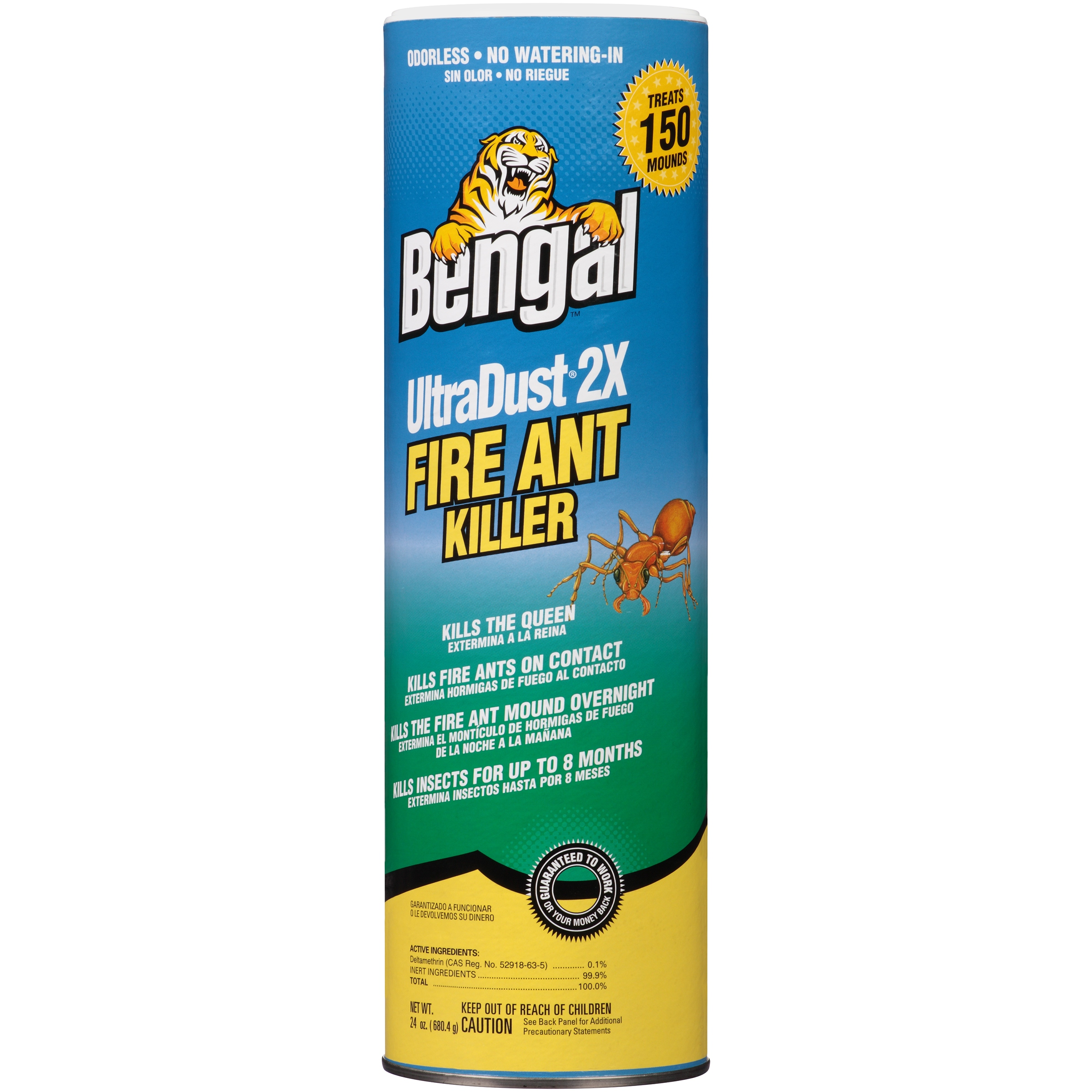 Bengal UltraDust 2X Fire Ant Killer, 24 oz - Walmart.com