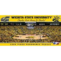 MasterPieces Wichita State Shockers 1000PC Panoramic Puzzle
