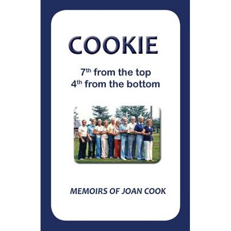 Cookie Memoirs of Joan Cook by