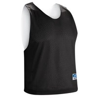 Champro Adult STICK Lacrosse Jersey Black White Medium