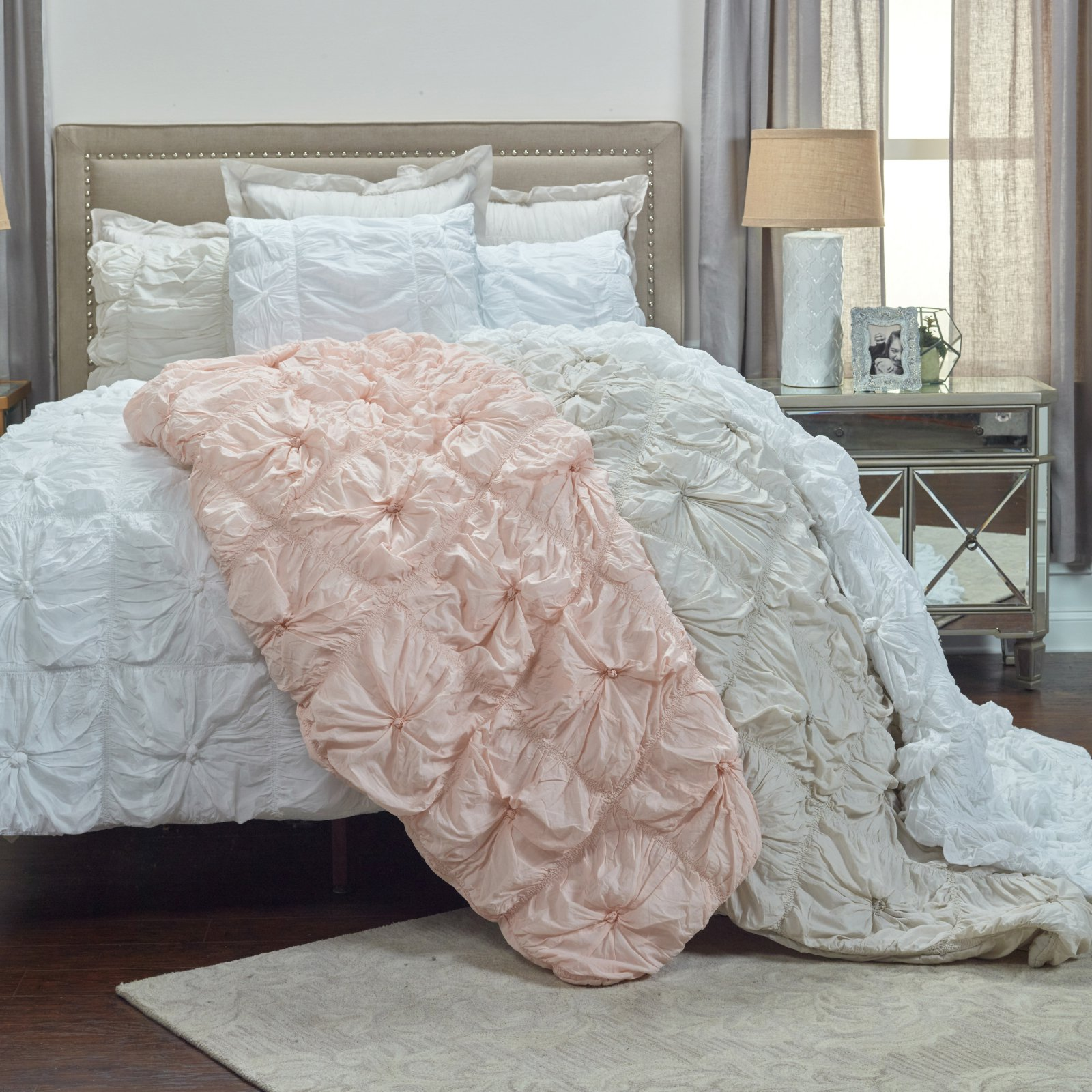 Soft Dreams 2-3 Piece Bedding Set by Rizzy Home