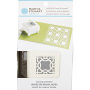 """Martha Stewart 42-91002 Martha Stewart Punch All Over The Page Pattern Punch - Caning, 1.5"""""""