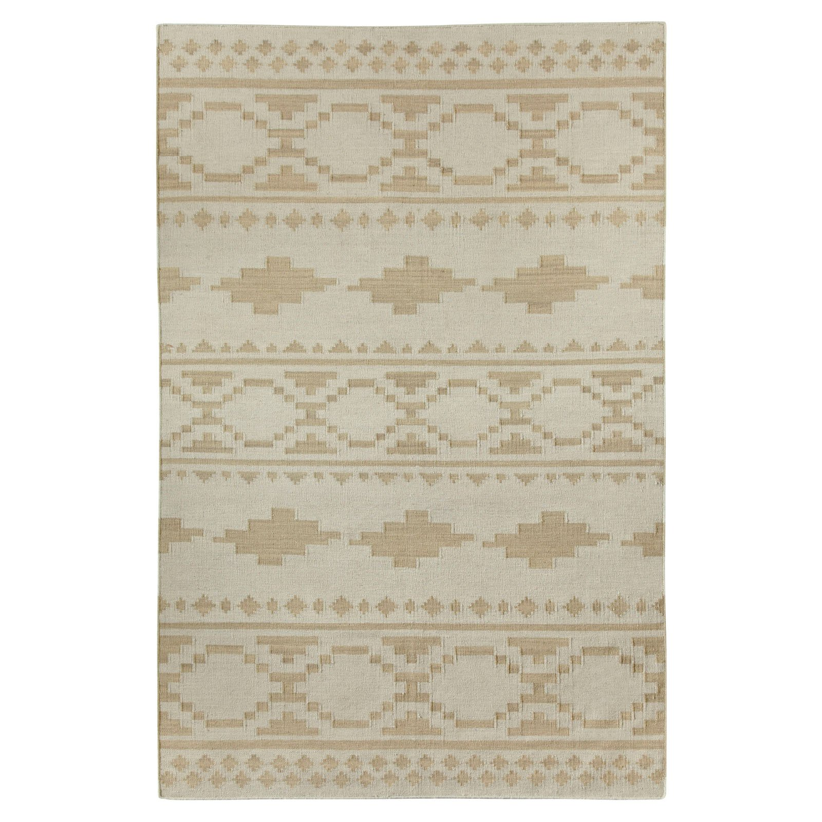 Capel Heirs 3630RS Area Rug - 5 x 8 ft. - Beige