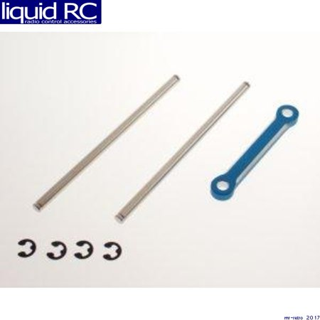 GPM Racing TMX1009F Traxxas T-Maxx Front Aluminum Lower Hinge Pin with