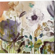 Metaverse C949386-0120000-AAAACMA Autumn Song II by Asia Jensen Canvas Wall Art - 12 x 12 in.
