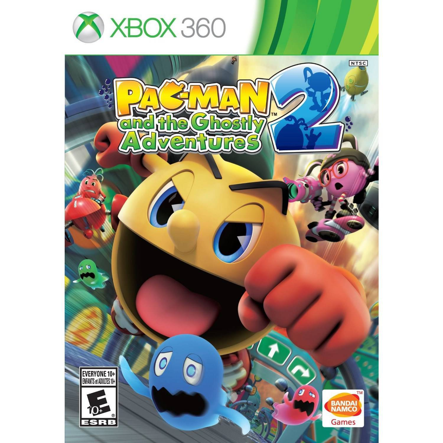Pac-Man Ghostly Adventures 2 (Xbox 360) - Pre-Owned