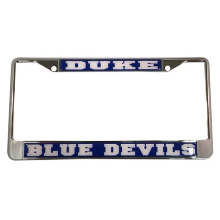 Duke University Blue Devils License Plate Frame - Walmart.com