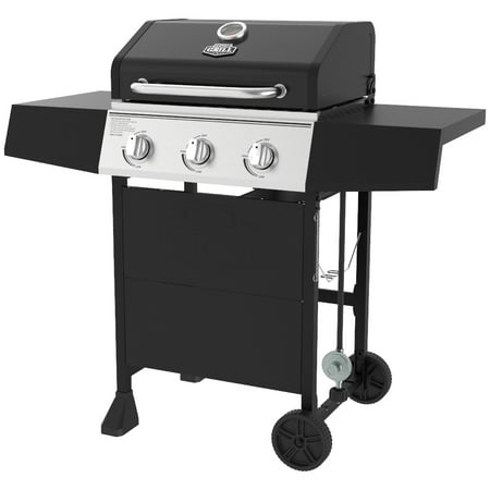 Expert Grill 3 Burner Propane Gas Grill in Black