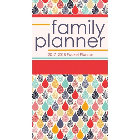 Calendar With Pockets (Family Planner Monthly  Pocket)