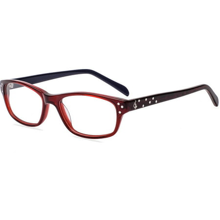 Baby Phat Womens Prescription Glasses 248 Red Walmart Com