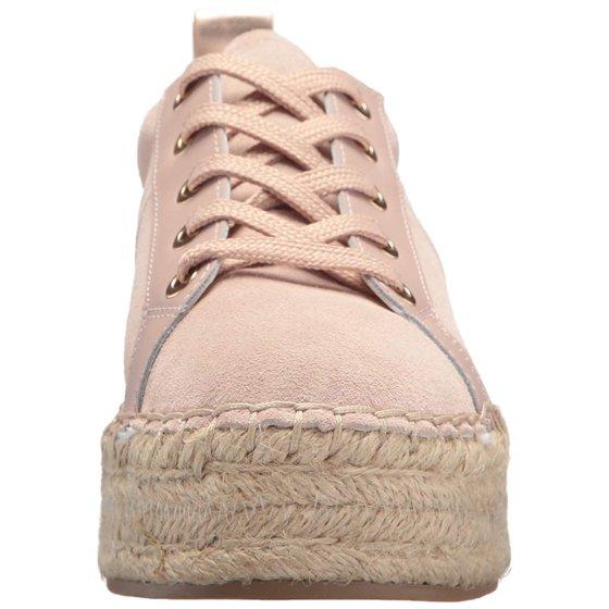 7467c86402675 Sam Edelman Women's Carleigh Sneaker, Blush, Size 9.5