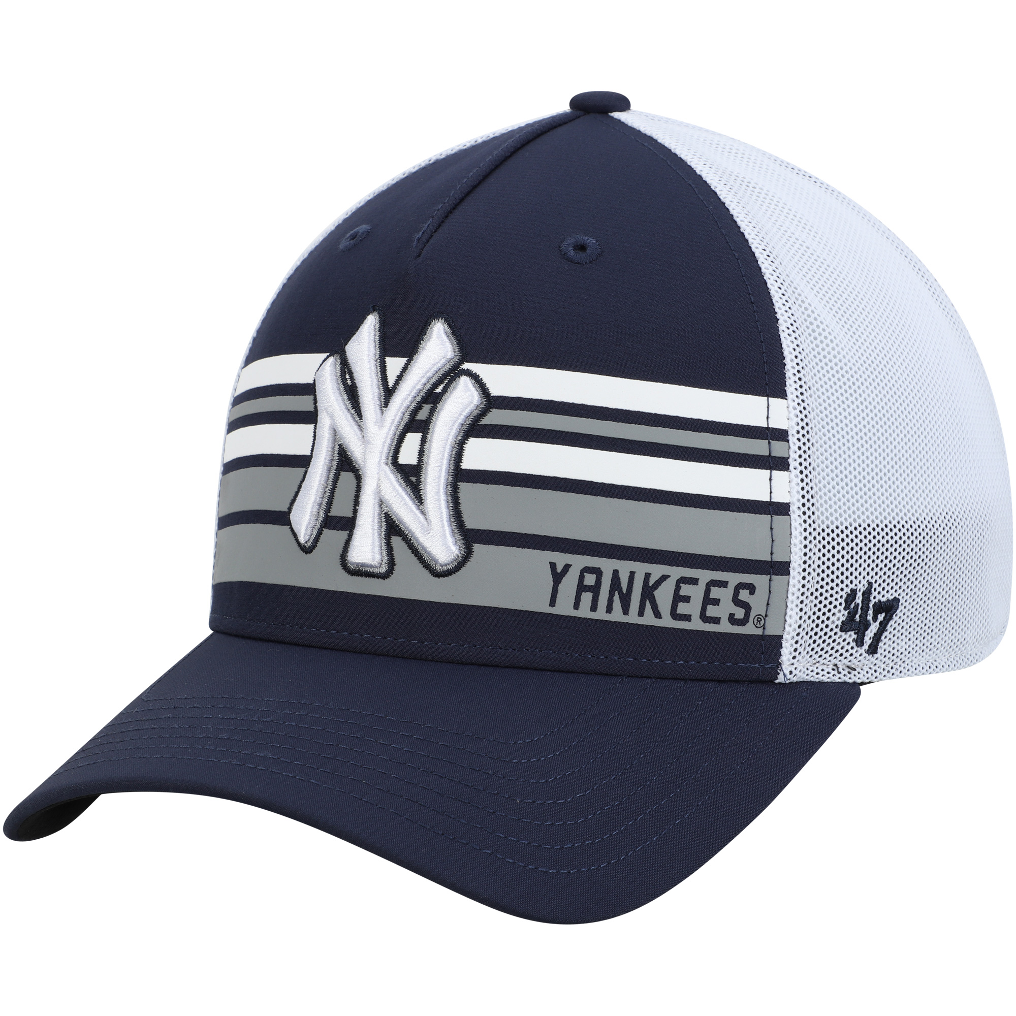 New York Yankees '47 Altitude MVP Adjustable Hat - Navy - OSFA