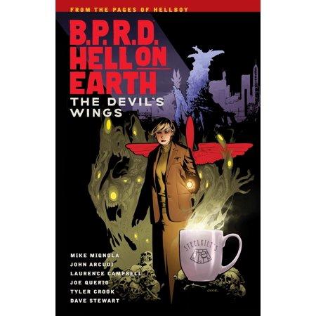 B.P.R.D Hell on Earth Volume 10: The Devils Wings - eBook (Devil Wings)