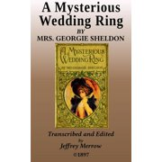 A Mysterious Wedding Ring - eBook