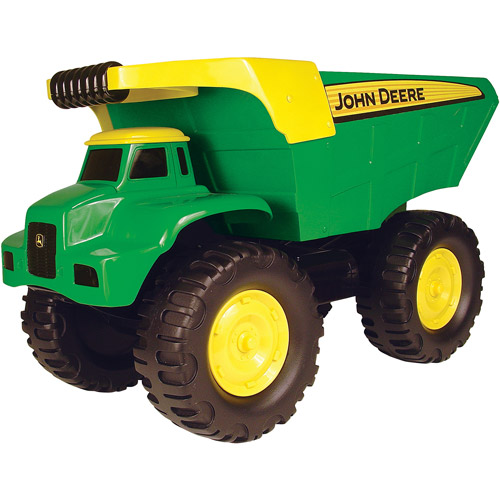 "John Deere Big Scoop 21"" Dump Truck by TOMY"