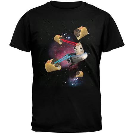 Taco Dog Laserbeams T-Shirt](Taco Dog)