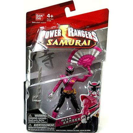 Power Rangers Samurai Mega Ranger Sky Action Figure - A Power Rangers Samurai Halloween
