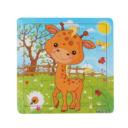 New Amusing Wooden Kids Jigsaw Toys For Children Education And Learning Puzzles Toys - Jigsaw Puzzles For Kids