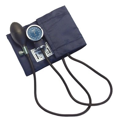 Labtron 200BK-C Labstar Latex-Free Sphygmomanometer, Child, Black