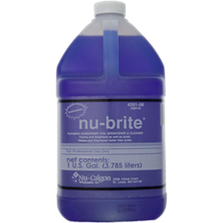 Nucalgon 4291-08 1 Gallon Nu-Brite Coil Cleaner