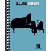Bill Evans Omnibook for Piano (Paperback)
