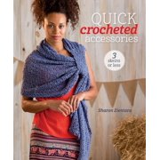 3 Skeins or Less: Quick Crocheted Accessories (Paperback)