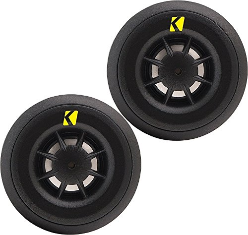 """CST20 3/4"""" Tweeter-Each (Black) By Kicker Ship from US"""