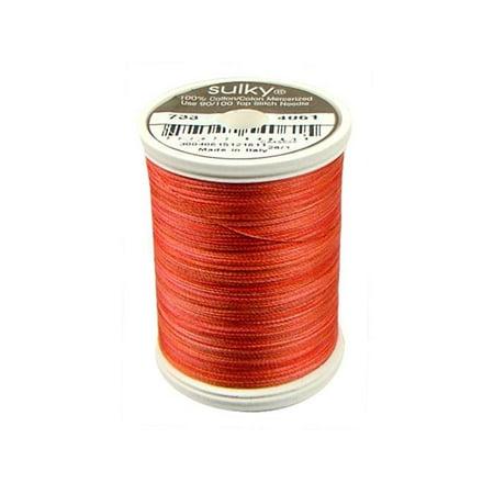 Poppies Thread - Sulky Blendables Thread 30wt 500yd Poppy