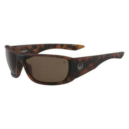 Dragon Reverb Sunglasses (Sunglasses DRAGON DR TOW IN POLAR 244 MATTE TORTOISE/BRONZE )