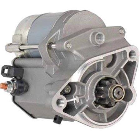 NEW STARTER MOTOR FITS NEW HOLLAND MOWER MC22 22HP DENSO SBA18508-6340 SBA18508-6670 128000-0100 128000-0101