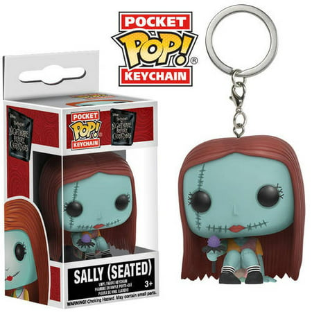 Funko Pop! Keychain Nightmare Before Christmas Seated Sally