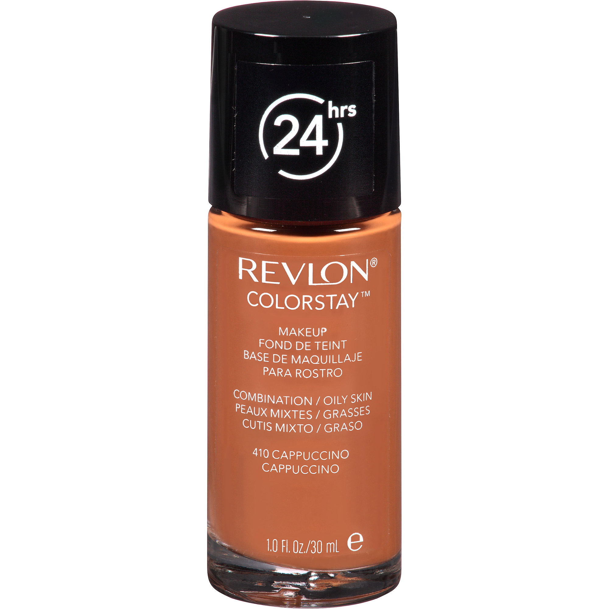 Revlon ColorStay Makeup for Combination/Oily Skin, 410 Cappuccino, 1 fl oz