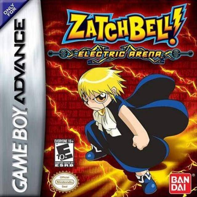 Zatch Bell! Electronic Arena GBA