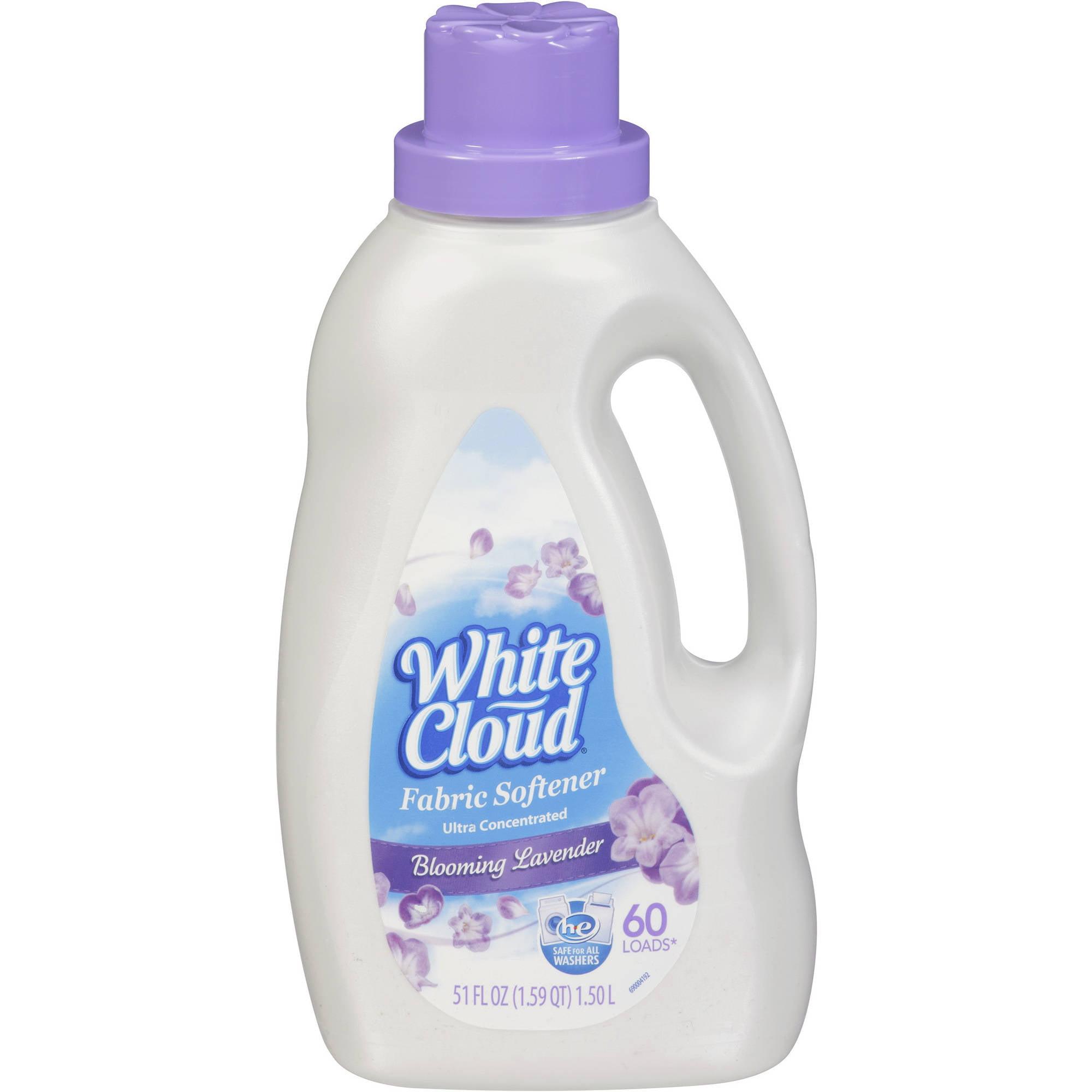 White Cloud Blooming Lavender Liquid Fabric Softener 51 fl oz