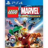 LEGO Marvel Super Heroes, Warner Bros, Playstation 4