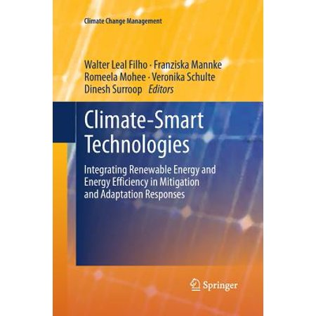 Climate-Smart Technologies : Integrating Renewable Energy and Energy Efficiency in Mitigation and Adaptation