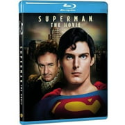 Superman The Movie (Blu-ray + Digital HD With UltraViolet) (With INSTAWATCH) (Walmart Exclusive) by