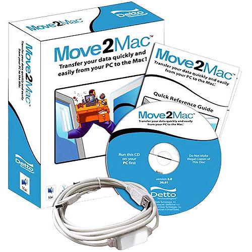 Detto Move2Mac Parallel-to-USB