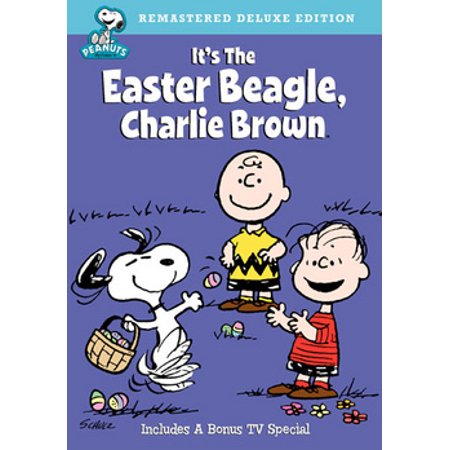 Peanuts: It's the Easter Beagle, Charlie Brown (DVD) (2017 Charlie Brown Halloween)