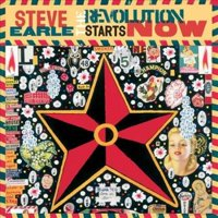 Steve Earle - Revolution Starts Now - Vinyl
