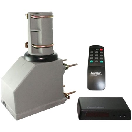 Channel Master Cm 9521A Complete Antenna Rotator System With Infra Red Remote Control For Tv Antennas