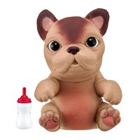 OMG Pets Soft Interactive Soft Puppy, Pierre the French Bulldog