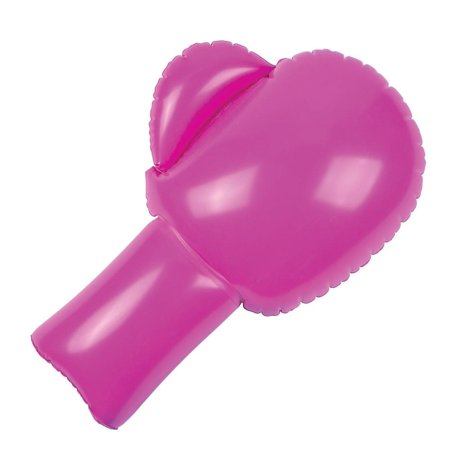 Inflatable Pink Boxing Gloves - Inflatable Gloves