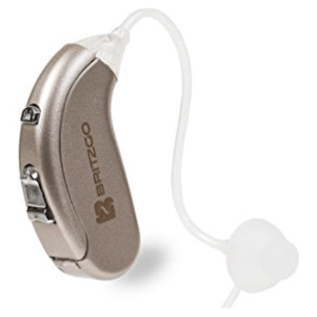 Hearing Amplifier with Digital Noise Cancelling - by Britzgo BHA-702S - 1 Year Warranty!!