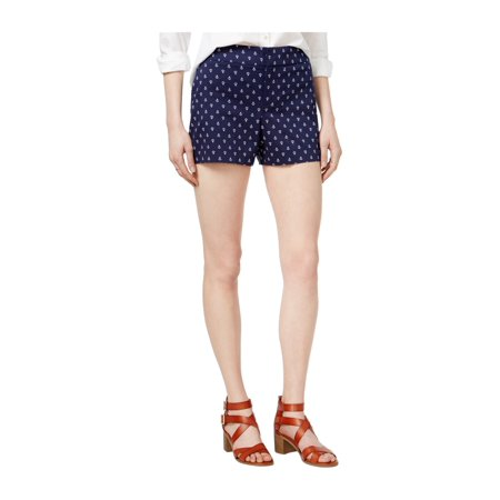 Womens Anchor Casual Walking Shorts