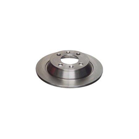 brembo 25124 rear disc brake rotor (Brembo Rear Brake Disc)