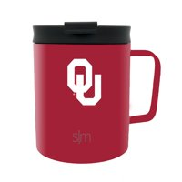 Simple Modern 12oz Scout Coffee Travel Mug Oklahoma Sooners