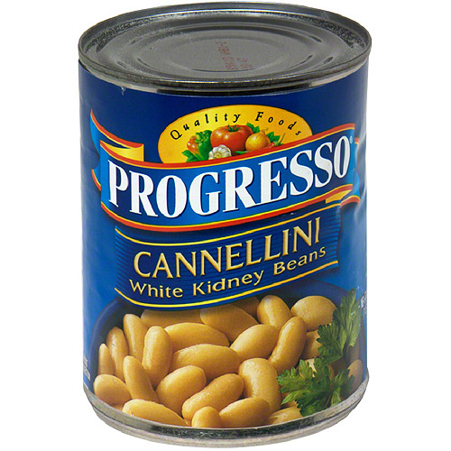 Progresso Cannellini White Kidney Beans, 19 oz (Pack of 12)