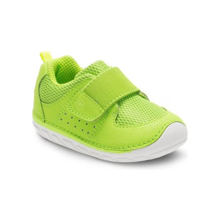 Stride Rite Soft Motion Ripley Running Shoe (Infant) Green 3 W