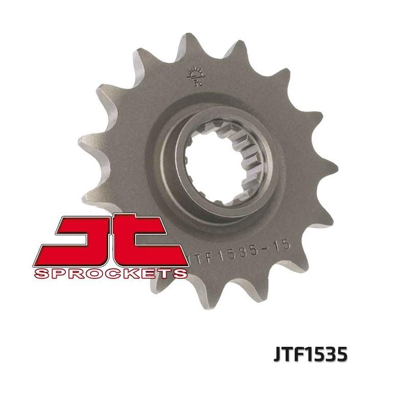 JT USA Steel Front Sprocket 15T for Street KAWASAKI ZX600...